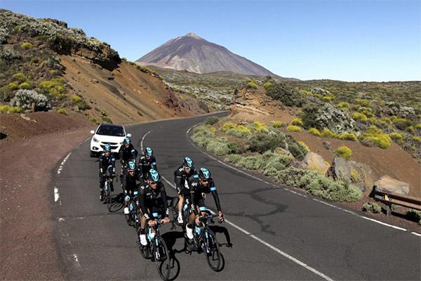 Tenerife Bike Esperience